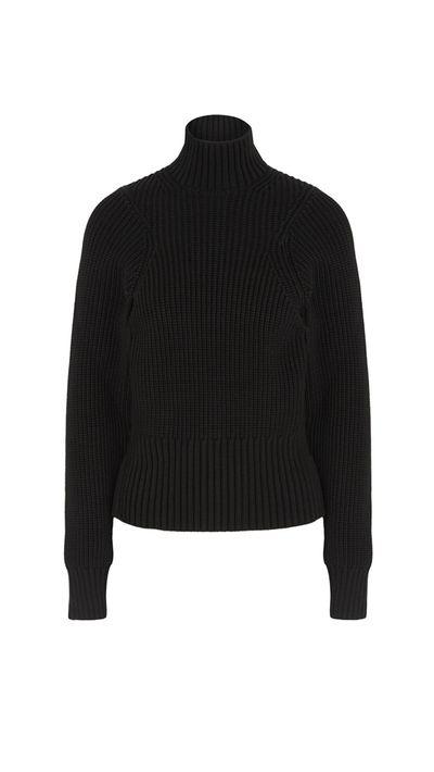 <p>A cosy knit</p>