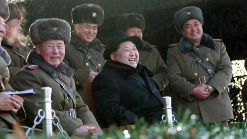 North Korea fires missile into Japan waters for first time