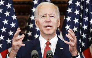 George Floyd protests: Joe Biden vows to heal US wounds, slams Donald Trump