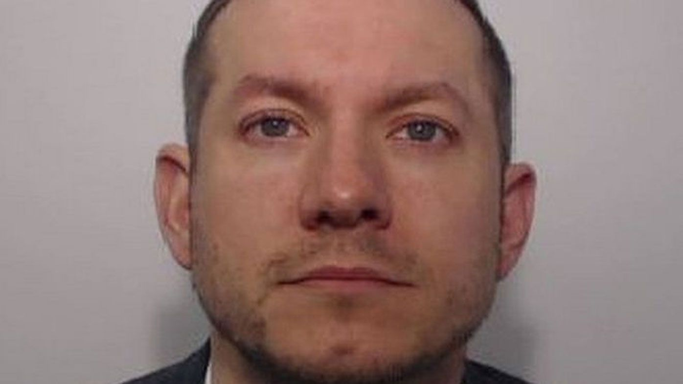 Matthew Farrimond. (Manchester Police)