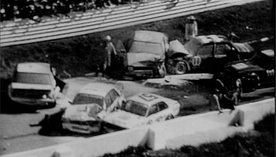 The 1981 Bathurst 1000 crash that stopped the race