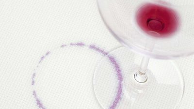 Fix up wine stains