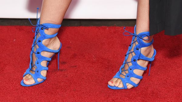 The temperature is rising and it's time to strap on your sexiest shoes.