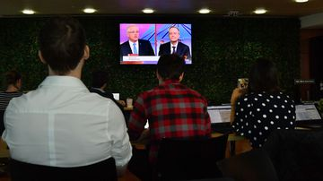 The Prime Minister and Opposition Leader covered the hot topics of the election.