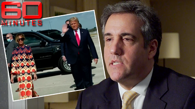 Michael Cohen on Donald and Melania Trump's 'marriage of convenience'