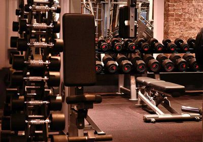 <p><strong>98 Riley Street Gym, Darlinghurst</strong></p>