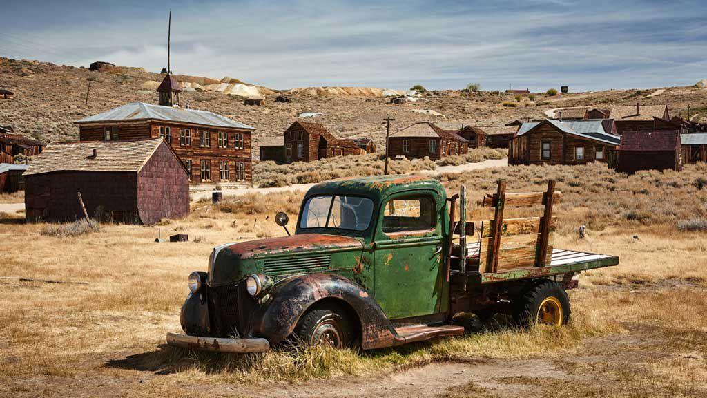 The hideout of notorious killer Charles Manson in Ballarat, California. Photo: iStock