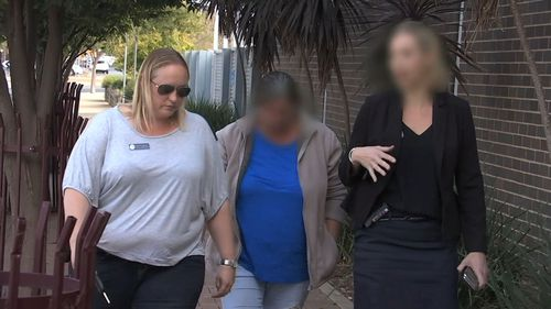 The woman who have been arrested are facing charges of perjury. (NSW Police)