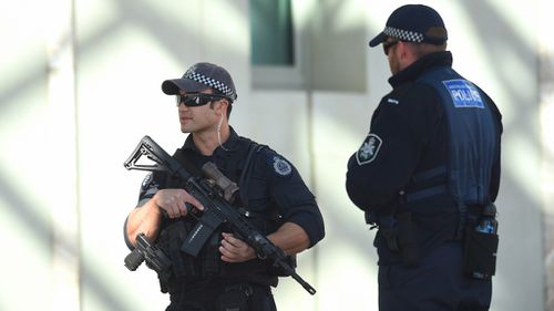 The AFP are on the hunt for a few good men. (AAP)