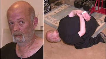 Hunt for thugs after innocent dad attacked inside Melbourne home