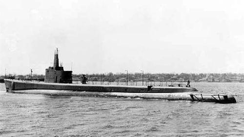 World War II submarine: US experts find missing part in underwater
