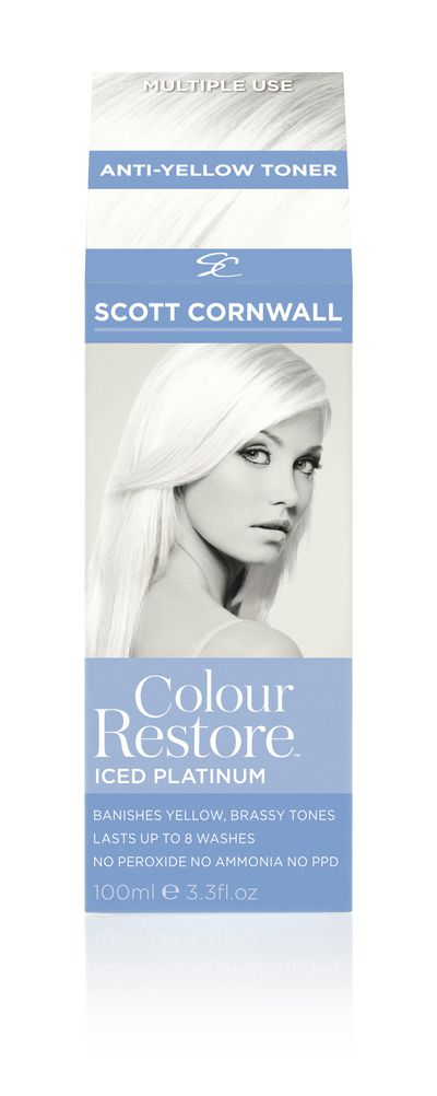 "<a href=""https://www.priceline.com.au/scott-cornwall-colour-restore-chrome-100-ml"" target=""_blank"">Scott Cornwall</a> Colour Restore Iced Platinum, $16.95."