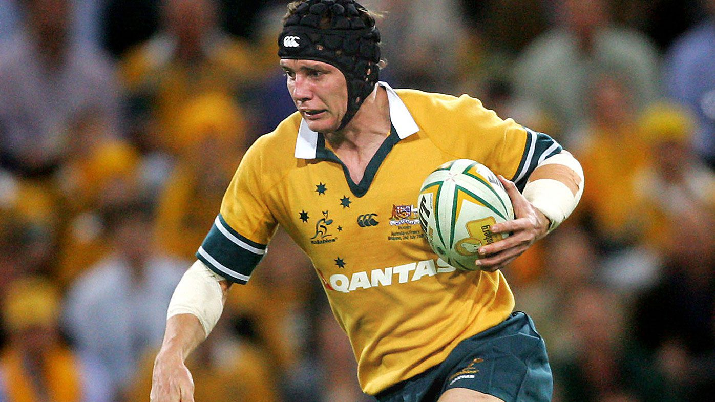 Stephen Larkham makes World Rugby Hall of Fame