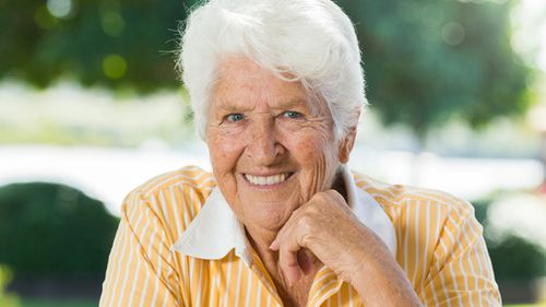 Also honoured is Australian swimming legend Dawn Fraser. Picture: AAP
