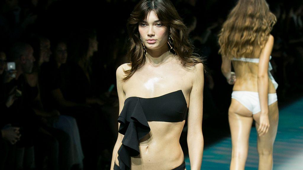Super skinny models banned in France