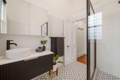 Bathroom — After