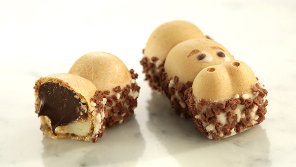 Kinder Happy Hippos biscuit