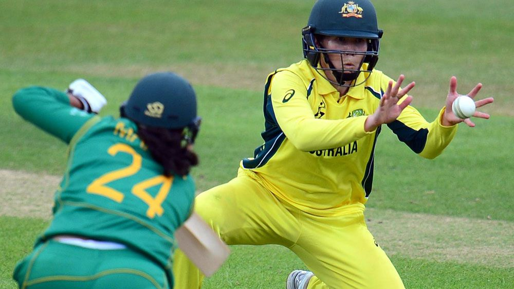 Australia defeats Pakistan by 159-runs at Women's cricket World Cup