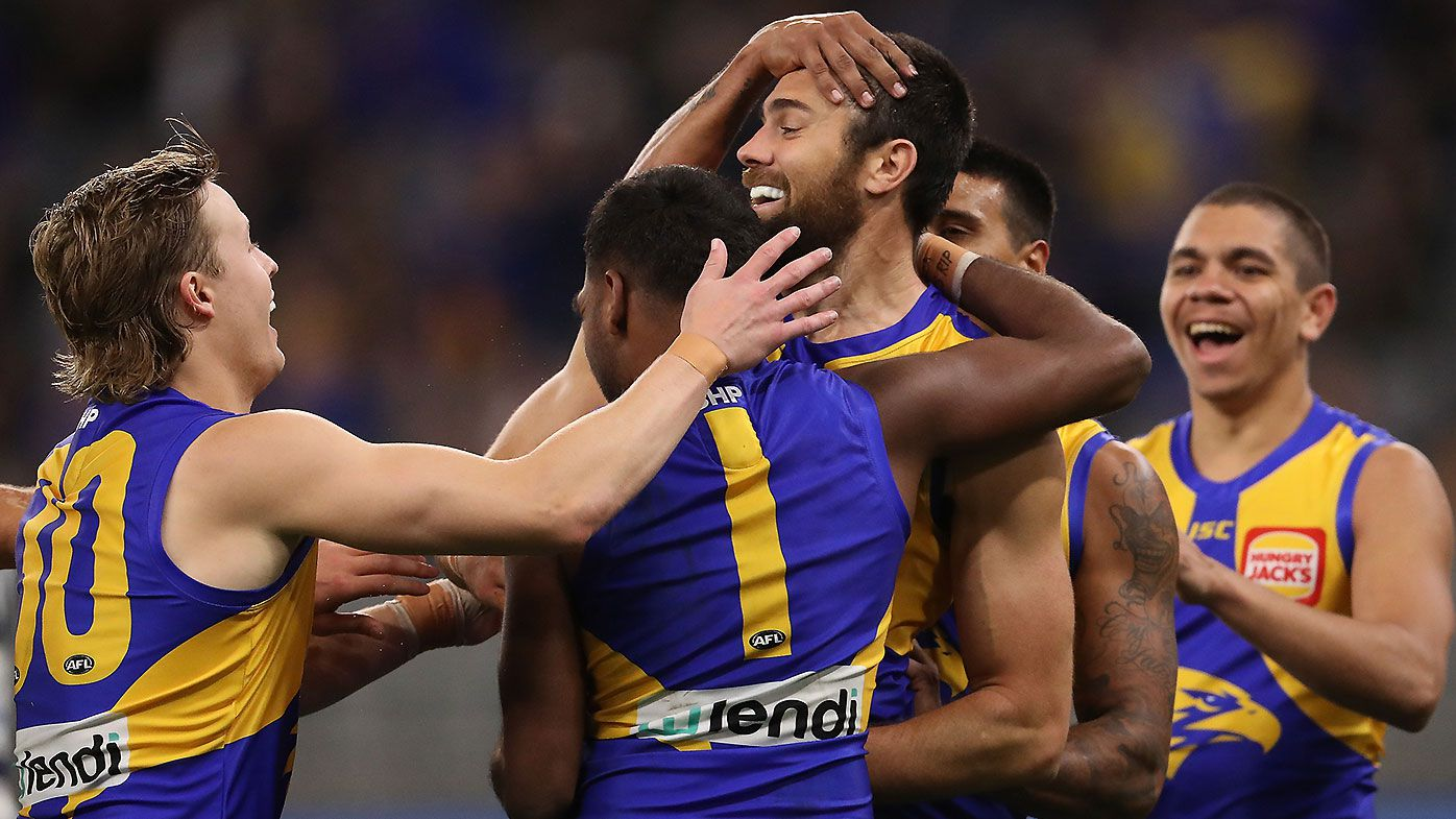 AFL backflips strict protocol that banned players from entering each others' rooms after 'confusion'