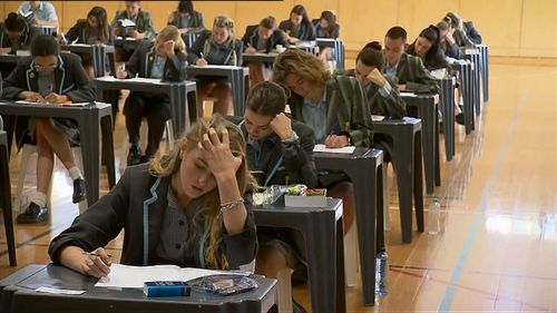 Thousands of Victorian Year 12 students sat their English exam today.
