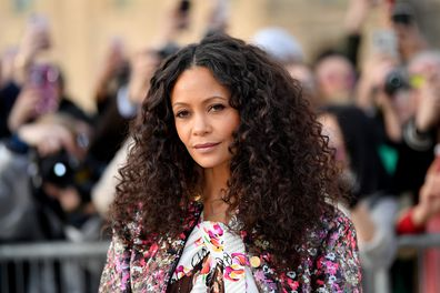Thandie Newton attends the Louis Vuitton show as part of the Paris Fashion Week Womenswear Fall/Winter 2019/2020  on March 05, 2019 in Paris, France.