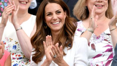 Kate Middleton breaks tradition at Wimbledon