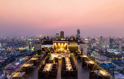 Bangkok Moon Bar