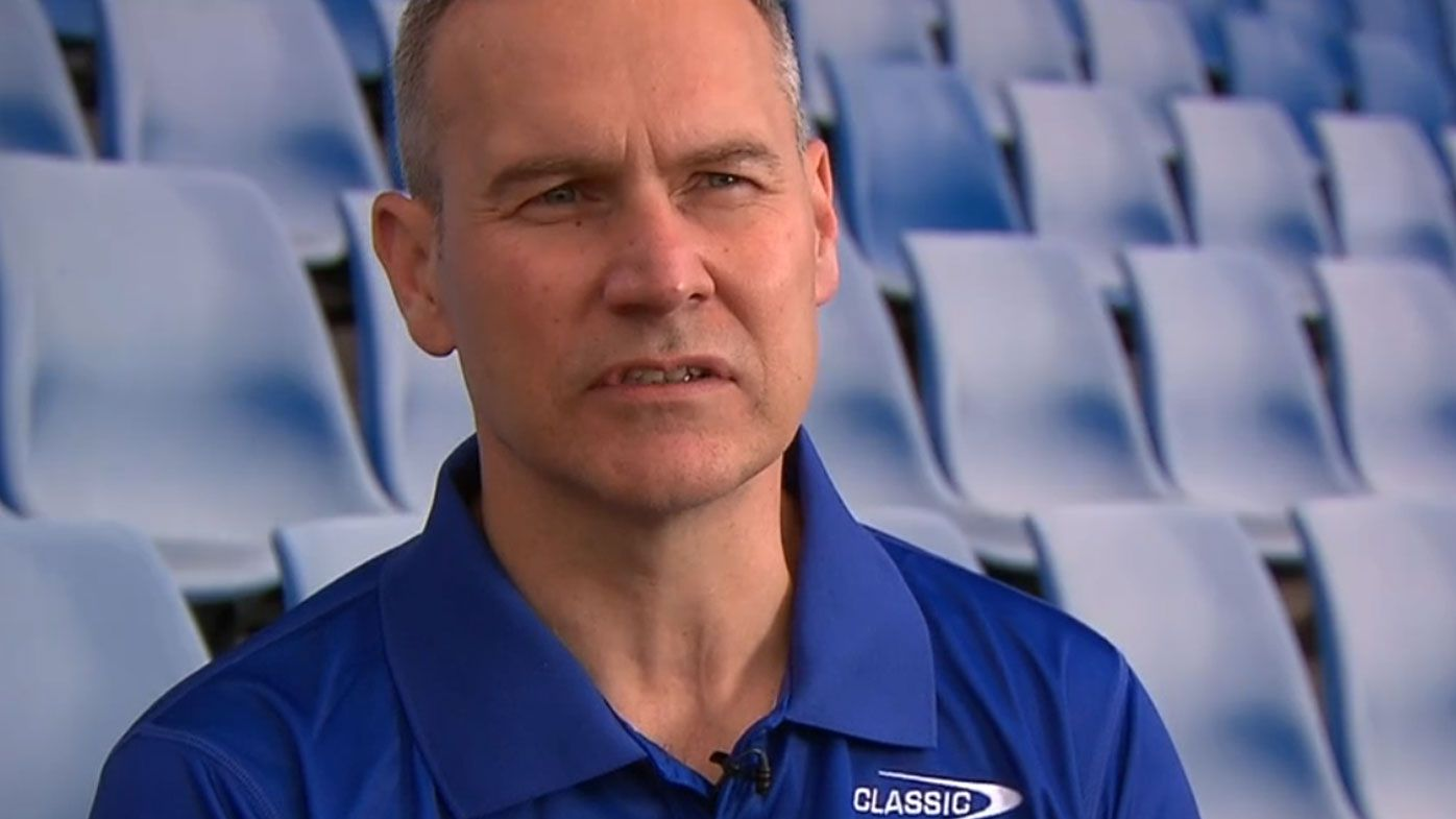Canterbury Bulldogs boss Andrew Hill parts ways with club
