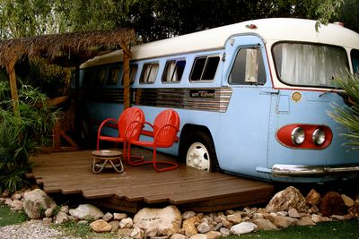 <strong>The Shady Dell Vintage Trailer Court, Arizona</strong>