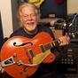Rock legend's missing guitar returned