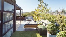 Terraces and Backyards