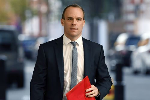 The resignation of Brexit Secretary Dominic Raab has prompted 21 Conservative MPs to submit letters of no confidence to the PM.
