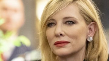A woman fainted at a new play starring Cate Blanchett because of shocking content