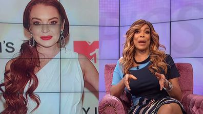 Wendy rips into Lindsay Lohan for her behaviour on the set of The Masked Singer Australia.