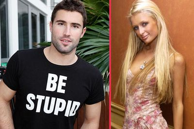 Reality star <b>Brody Jenner</b><br/><br/>December 2007 - January 2008