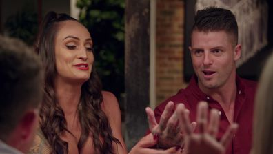 Hayley makes up bizarre excuse as to why David's not wearing his wedding ring