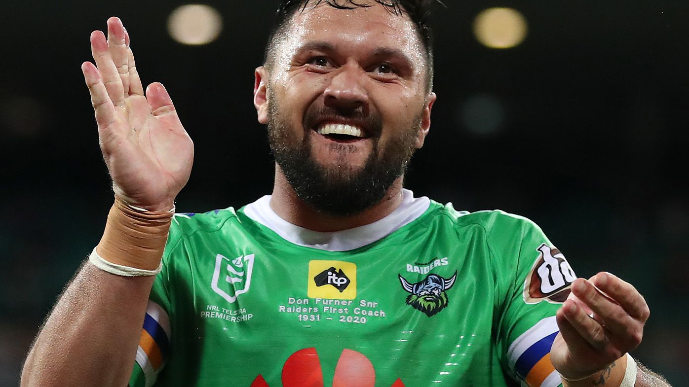 EXCLUSIVE: Raiders star Jordan Rapana fires barb at rival clubs, says camp is 'tight' amid nightmare season