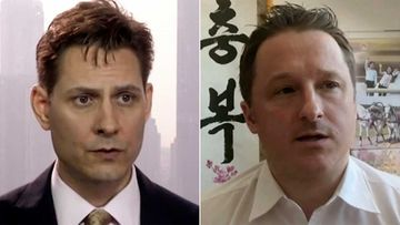 Michael Kovrig and Michael Spavor have been charged with espionage.