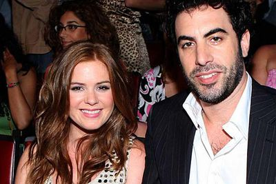 Isla Fisher and Sacha Baron Cohen have finally tied the knot after what has to be the longest engagement the showbiz world has ever seen - six years!