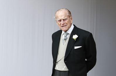 Queen Elizabeth James Viscount Severn Prince Philip