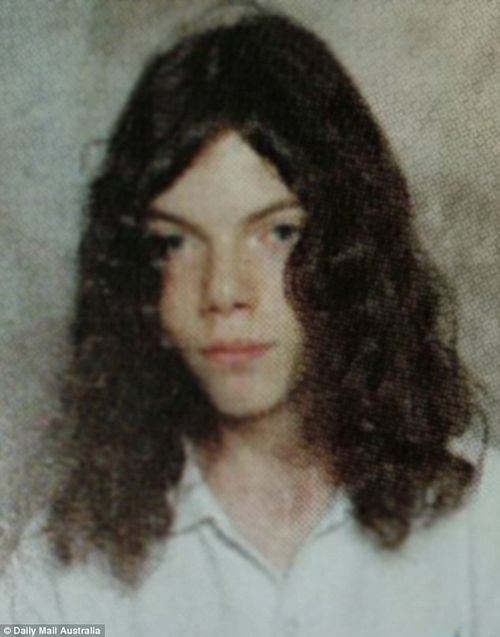A high school photo of 'Jake', who is believed to have joined ISIL fighters. (Supplied)
