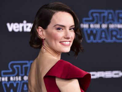 Daisy Ridley, Star Wars: The Rise Of Skywalker, world premiere, red carpet
