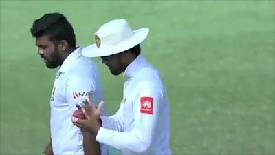 Sri Lanka appeal ball tampering charge
