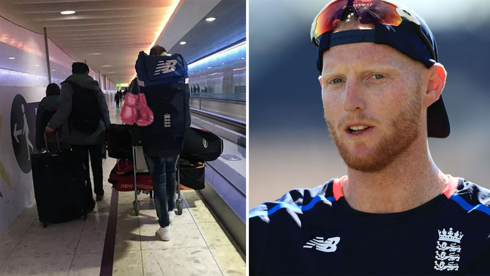 Stokes NZ-bound and could play there