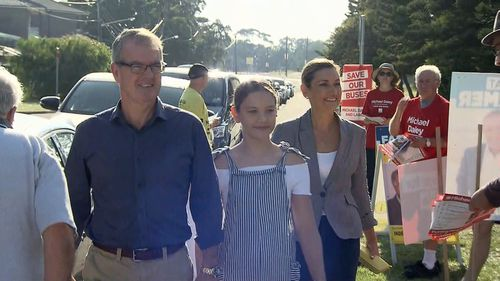 NSW election Michael Daley Labor Opposition polling booths open