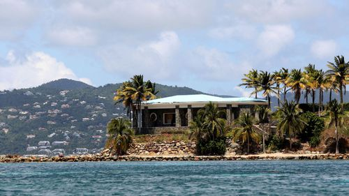 Jeffrey Epstiein's 'Paedophile Island' has become something of a tourist destination since his apparent suicide.