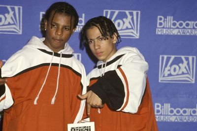 "Chris Kelly from Kriss Kross<br><br>Chris ""Mac Daddy"" Kelly from '90s rap group Kriss Kross battled drug addictions throughout his career and sadly died last year at the age of 34. <br _tmplitem=""16""><br _tmplitem=""16"">"