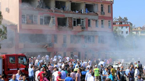 Bombings in Turkey leave 11 dead and 226 injured