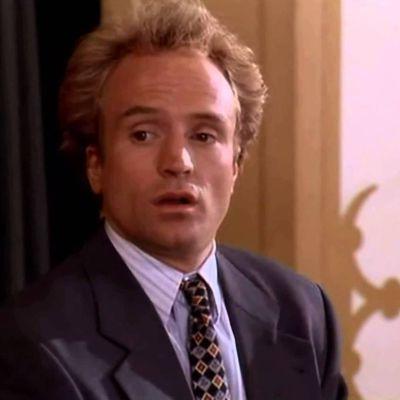 Bradley Whitford as Eric Gordon: Then