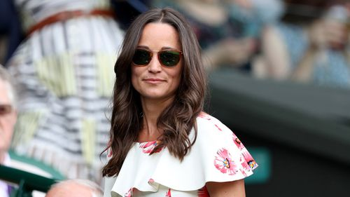 Police arrest 35-year-old man in England over hacking of Pippa Middleton's iCloud account